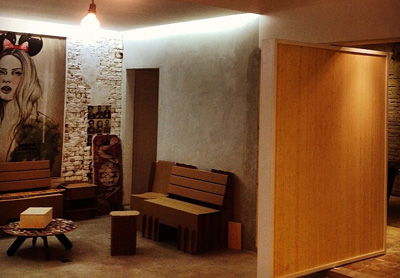BeDiff Espaço para Eventos - Lounge