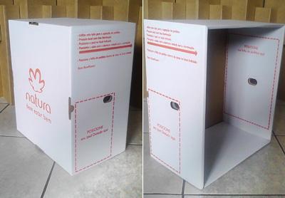 Projeto sob medida – ScanBox – Natura